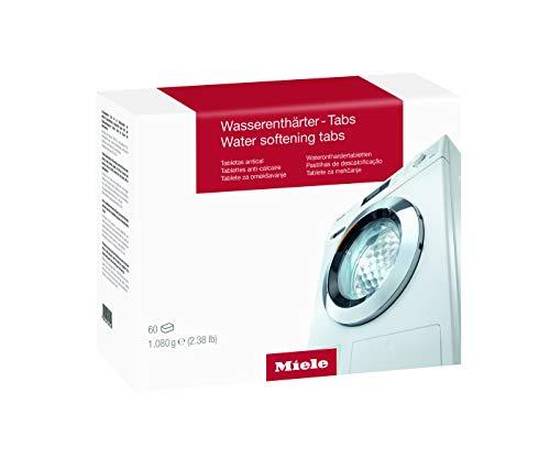 Miele 10128700 Wasserenthärter-Tabs Geschirrspülerzubehör / Reduzierte Waschmitteldosierung bei hartem Wasser