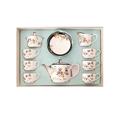 Koffiefilters De Mok van de Kop van de Koffie Kop van de Thee keramische mok koffie Bone China Coffee Cup Ceramic Afternoon Tea Tea Set Coffee Cup Set Gift van het Huis Cup