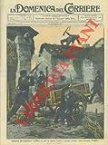 Presso Partanna (TP) i carabinieri sorprendono e fucilano sui tetti un capraio, temuto e ricercato omicida.