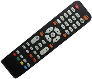 Repla Remote Control for Sceptre X505BV-FMQC X505BV-FMQR X460bv-fhd E420BV-F120 X460BV-F120 LCD HDTV TV