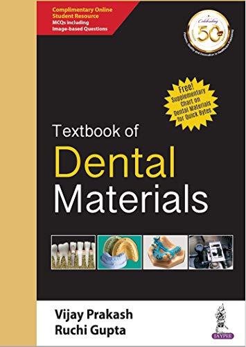 Textbook of Dental Materials - Original PDF