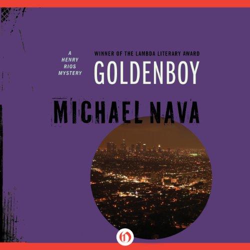 Goldenboy audiobook cover art