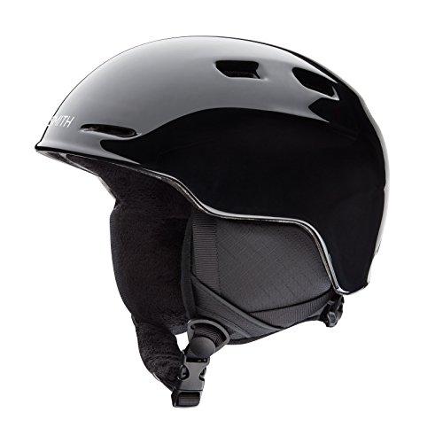 Smith Holt Jr Snow Helmet - Black | Youth Medium