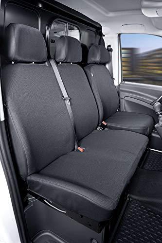 Mercedes Vito/Viano W639 Sitzbezüge für Einzelsitz und Doppelbank ab Baujahr 2003-2014
