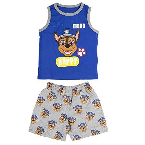 CERDÁ LIFE'S LITTLE MOMENTS Pijama Paw Patrol Niño-Licencia Oficial Nickelodeon, Verde, 3 años para Niños