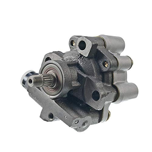 A-Premium Power Steering Pump Replacement for Toyota Corolla Chevrolet Prizm 1998-2002