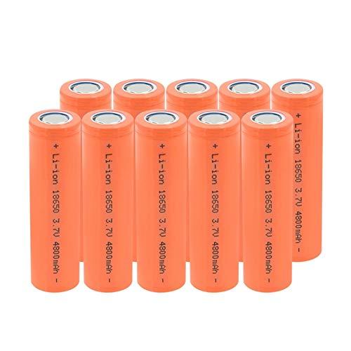 HTRN BateríAs CilíNdricas del Litio De 3.6v 14500 AA 2000mah, con El Enchufe Usado para El Monitor Casero 1pcs
