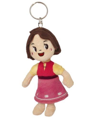 Studio 100 MEHEDE000180 - Schlüsselanhänger Heidi (Plüsch Puppe)