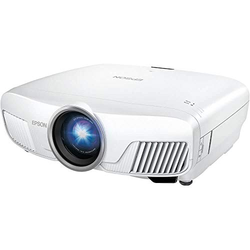Epson Home Cinema 5040UB 3LCD Home Theater Projector with 4K Enhancement, HDR10, 100% Balanced Color and White Brightness, Ultra Wide DCI-P3 Color Gamut...