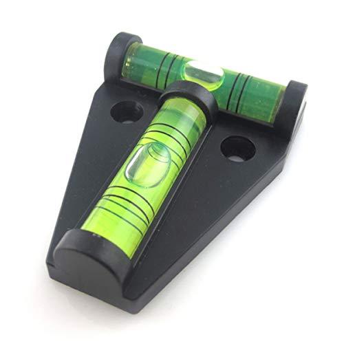 Preisvergleich Produktbild Mini Dual T Wasserwaage Blase Werkzeug für Motor Camper Van Home Trailer Car Verwendung