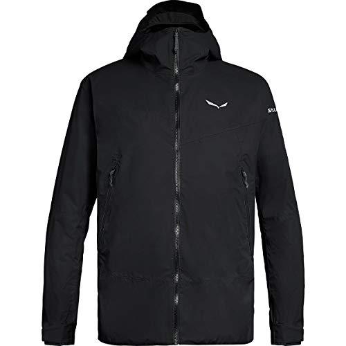 Salewa PUEZ CLASTIC 2 PTX 2L M JKT Homme, Black Out, FR (Taille Fabricant : 52/XL)