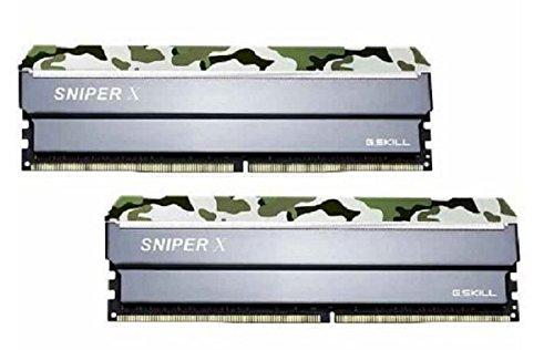 G.Skill Sniper X F4-3600C19D-16GSXF memoria 16 GB DDR4 3600 MHz
