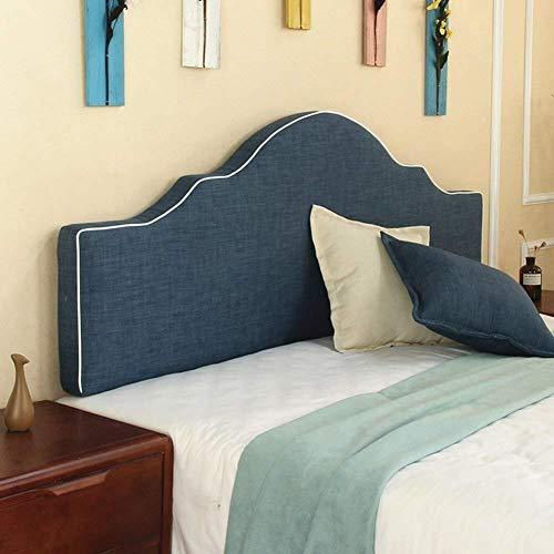 B-fengliu Rückenkissen ohne Kopfteil Kopfteil Kissen weich gepolstertes Lumbalkissen Doppelbett Doppel breite Rückenlehne weicher Kissen waschbar Schlafzimmer Verschiedene Größen
