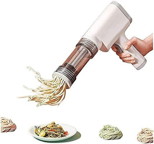VVlight Pasta Machine, Noodle Machine Electric Pasta Machine Han