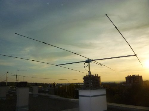 Fantastic Prices! Sirio Antenna sy27-3 3 Elements Tunable 26.5-30 MHz 3000W Yagi Antenna