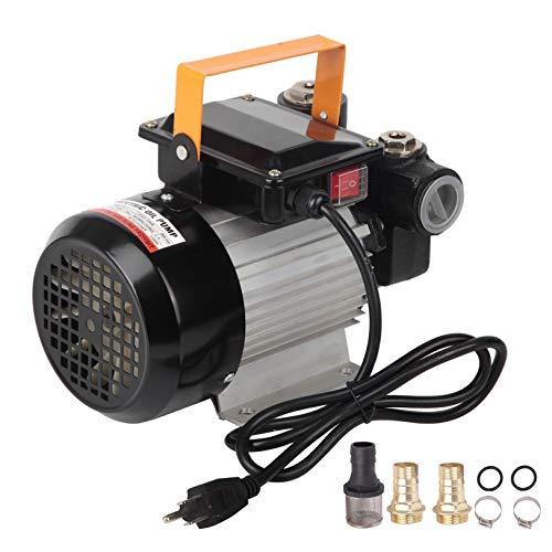 120 volt oil pump - 6
