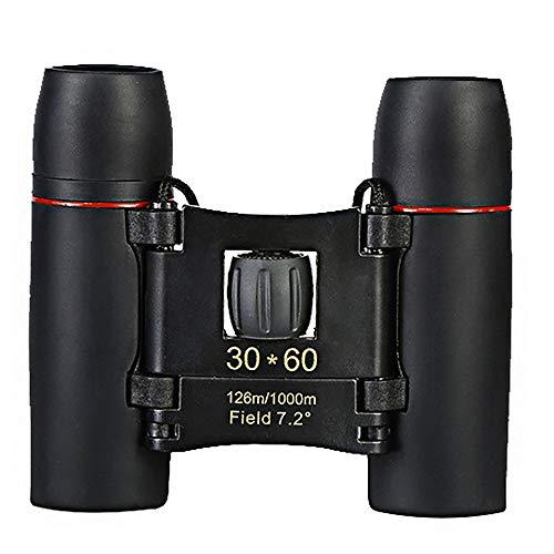 xinxun Fernglas für Erwachsene Mini Fernglas Kompakt Falten Wasserdicht Teleskope mit Reinigungstuch und Tragetasche für kinder Vogelbeobachtung, Jagd, Reisen, Sightseeing, Klettern, Outdoor