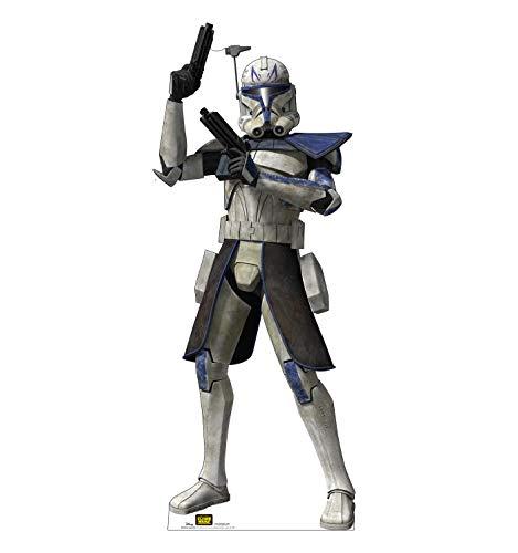 Advanced Graphics Clone Captain Rex Life Size Cardboard Cutout Standup - Star Wars: The Clone Wars (Season 7)