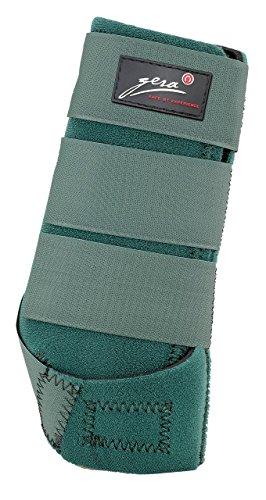 Gera 1097greenM Meditex-Sehnenschoner, hinten, M, grün