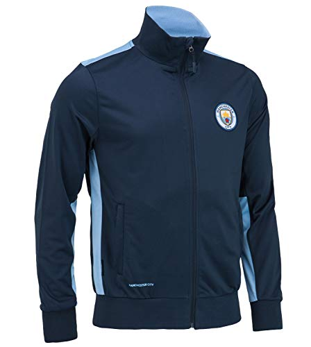 Manchester City Jacket officiële collectie - kindermaat