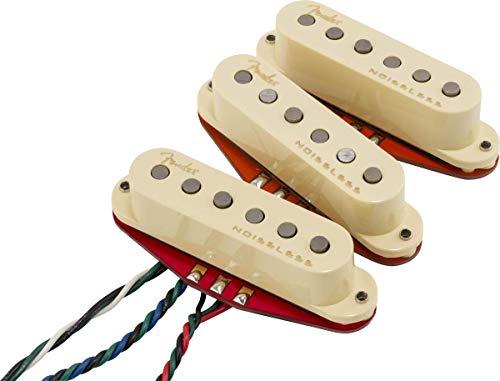 Fender Ultra Noiseless Strat Hot Set 992291000 - Juego de luces