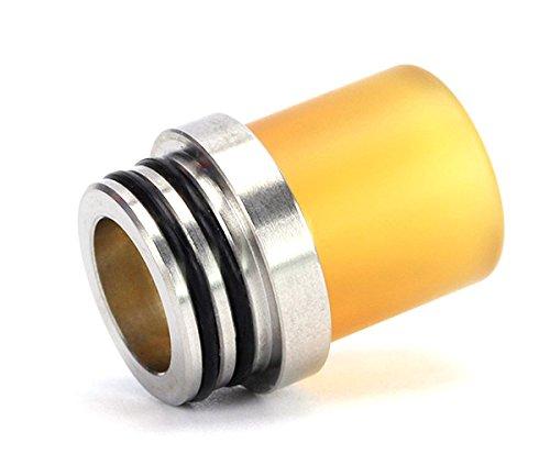 Ruiyitech - Punta anti goccia con adattatore, materiale PEI, in acciaio inox, da 810a 510