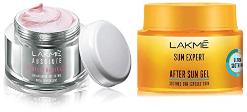 Lakme Absolute Perfect Radiance Skin lightening/Brightening Day Creme 50 g And Lakme...