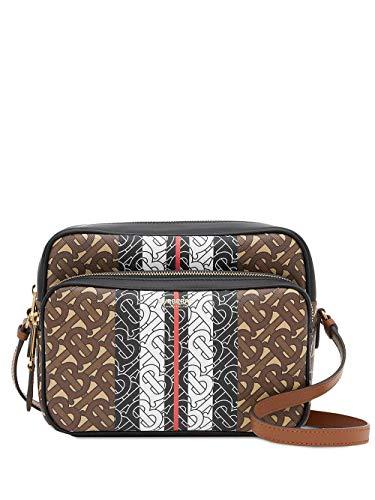 Luxury Fashion | Burberry Dames 8019376 Bruin Polyurethaan Schoudertassen | Lente-zomer 20