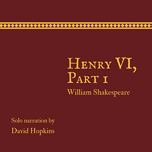 Henry VI: Part 1  By  cover art