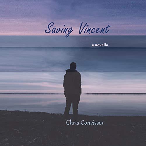 Saving Vincent audiobook cover art