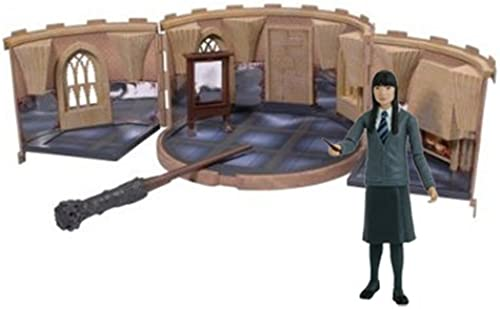 Harry potter and the order of the phoenix room of requireHommest playset environneHommest +figurine Cho Chang