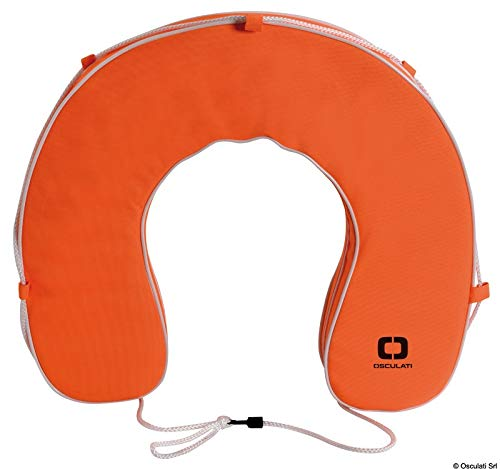 OSCULATI zwemmer hoefijzer mantel oranje