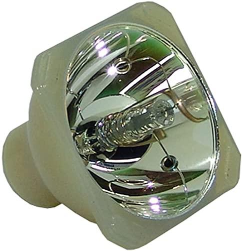 satukeji Bombilla Desnuda Compatible 5J.08001.001 para Bombilla de lámpara de proyector BenQ MP511 sin Carcasa