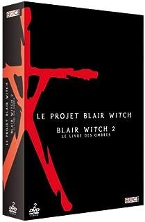 Coffret Blair Witch : Le Projet Blair Witch + Le Projet Blair Witch 2 (2 DVD)