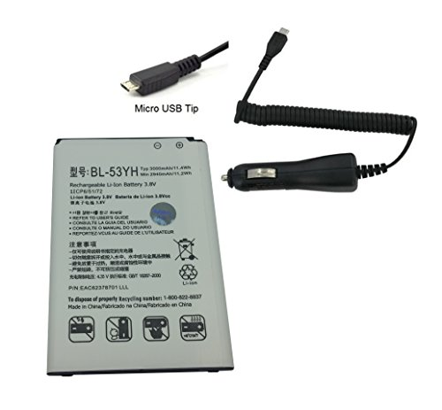 Generic Standard Battery BL-53YH BL53YH...