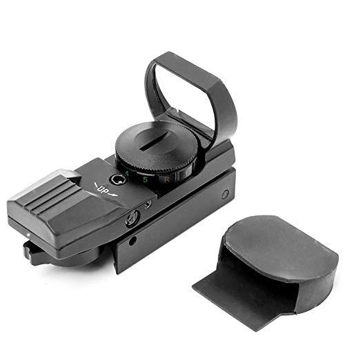 20mm   11mm Rail Mirino Ottica da Caccia Olografica Red DOT Sight Reflex 4 Reticolo Tactical Scope Accessori per Armi da Caccia