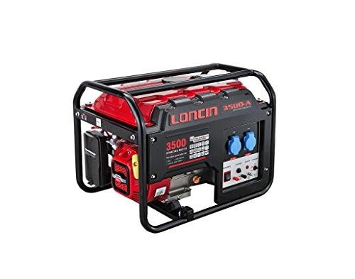 Generador de corriente 3KW Loncin lc3500a 230V monofásico
