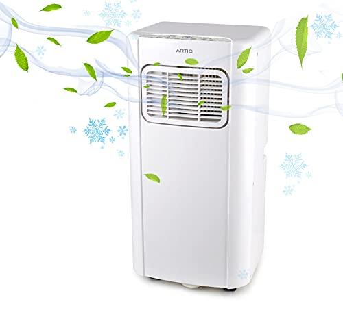 Aire acondicionado portátil con luz UV + Deshumidificador ARTIC UV 9000 Btu 2250 Frigorías 2600w