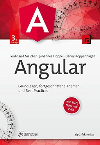 Angular: Grundlagen, fortgeschrittene Themen und Best Practices – inkl. RxJS, NgRx und PWA (iX Edition)