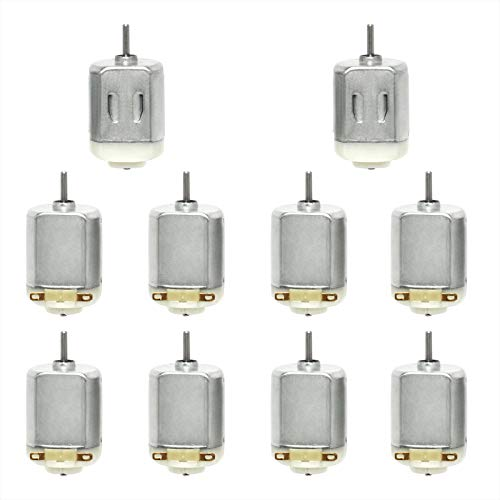Amazon.com - 10pcs 130 Small DC Motor 3-5V