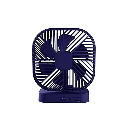 AIJIANG Raffreddatore d'aria portatile Condizionat Ventola USB Magnetica, Ventola Tavolo Alimentata A Batteria USB O AA Con Funzione Di Temporizzazione A 3 Velocità Condizionatore Portatile Raffreddat