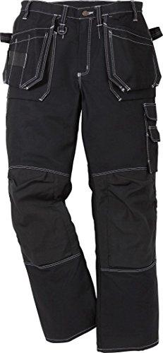 Fristad Kansas - Trousers 255K FAS Sz 31.5/80 Reg Black 100282-940 C46