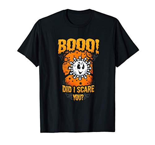 Halloween 2020 Tshirt Disfraz Fantasma niños Camiseta