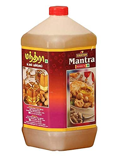 IDHAYAM MANTRA GROUNDNUT OIL (5 litre)