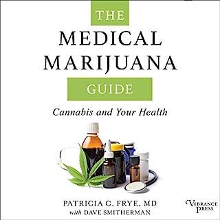 The Medical Marijuana Guide audiobook cover art
