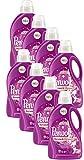 Perwoll Renew & Blütenrausch 8 x 1,44L (192 Waschladungen) Flüssigwaschmittel für alle Farben und Textilien (8x 24 Waschladungen)