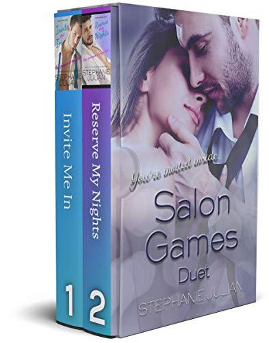 Salon Games Duet: Salon Games Books 1 & 2 (English Edition)