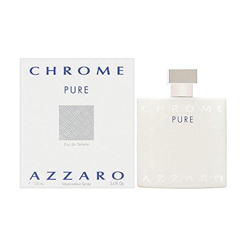 Azzaro Chrome Pure Eau de Toilette 50ml