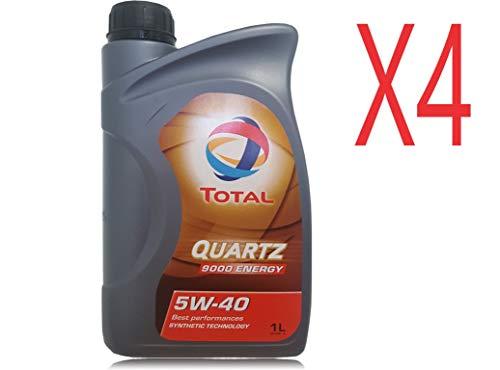 Total Quartz 9000 5W 40 (4 Litri)