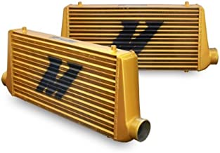 Mishimoto MMINT-UMG Universal Intercooler M-Line Eat Sleep Race Edition, All Gold